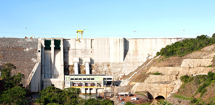 Hydroelectric Serra do Facão
