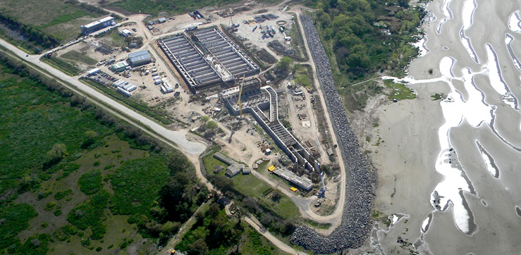 Pre-Treatment Plant of Berazategui